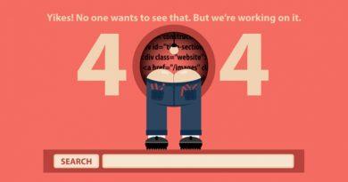 Five Common Errors Of Web Site Design