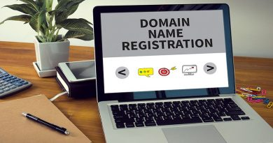 Web Domain Name Sign Up Process - Basic Guide 4