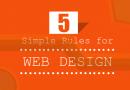 Five Basic Guidelines Of Website design