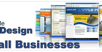 An Affordable Basic Website Option 8