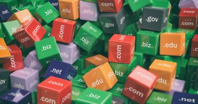 Web Domain Sign Up: How Many Extensions Should You Sign Up 3