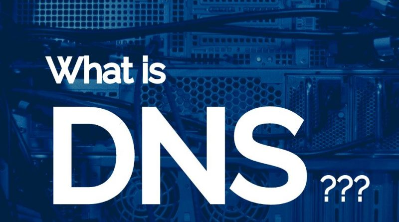 Everything About The DNS Web Domain Name System 1