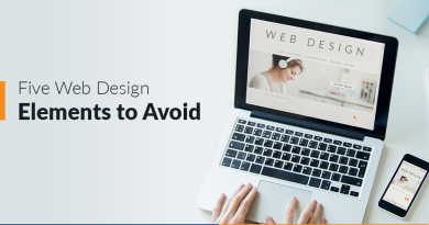 Website Design Elements You Need To Avoid Wearing Your Site 4