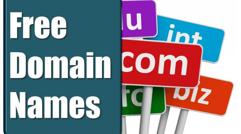 How As Well As Why Associated With Giving Away Totally Free Domain Names 9