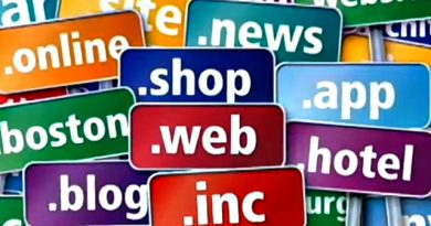 Web Domains And Their Extentions 3