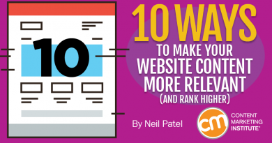 10 Methods For Getting Content Material For Your Website Part 1 7