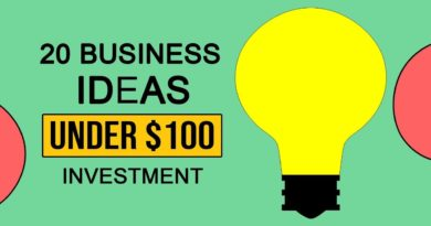 20 Business Ideas Under $100 Investment for 2020