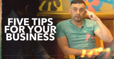 5 Tips to Help You Grow Your Business | Business Q&A in Singapore 2018