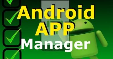 Android Application Manager: How To Install & Set Up App AUTO-KILL