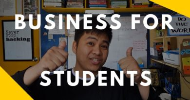 Business for Students - Negosyo Tips