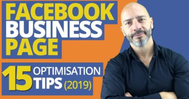 Facebook Business Page - 15 optimization tips (2019)