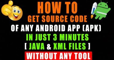 How To Get Supply Code Of Any App [APK] Of Android - In Simply three Minutes With out Any Instrument 🔥 7