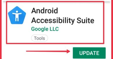 How To Update Accessibility Suite In Android