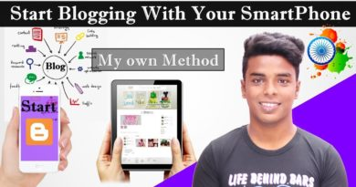 How to Blog From Your Smartphone | Top 5 Must Have Apps For Bloggers