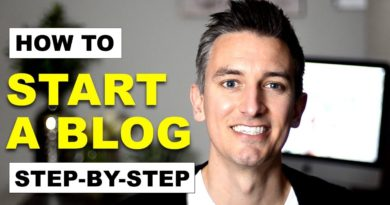 How to Start a Blog in 2019 - Step by Step Tutorial for Beginners