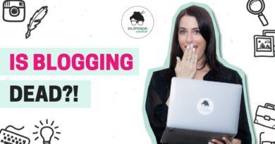 Is Blogging Dead? Should You Blog in 2019?