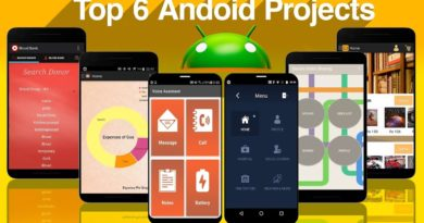 Top 6 Android Projects of 2018