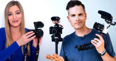 What Cameras Do YouTubers Use and Why?