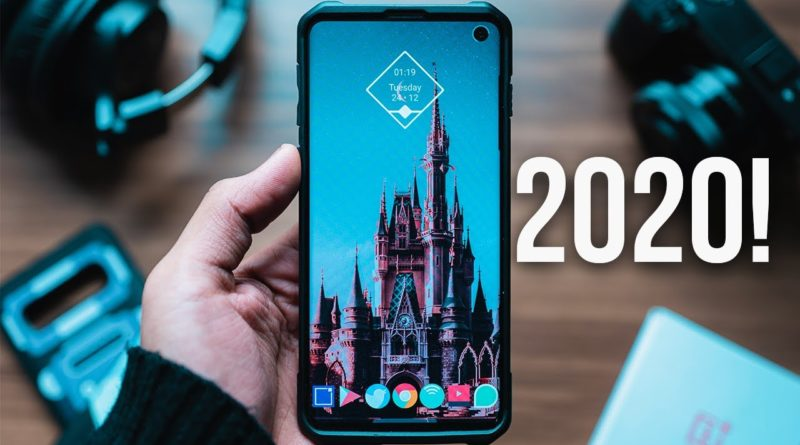 20 Best Android Apps For 2020.