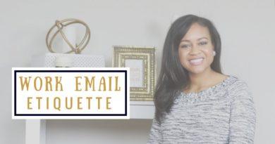 5 Work Email Etiquette Tips   Business Etiquette