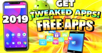 Android: Get TWEAKED/MODDED APPS + FREE Apps (NO ROOT!!!) - 2019