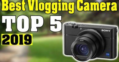 Best Vlogging Camera 2019 | Top 5 Cameras for Vlogging