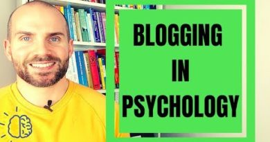 Blogging In Psychology - The Difficulties, The Pitfalls, The Impact & My Top Tips