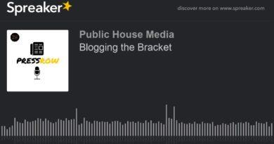 Blogging the Bracket