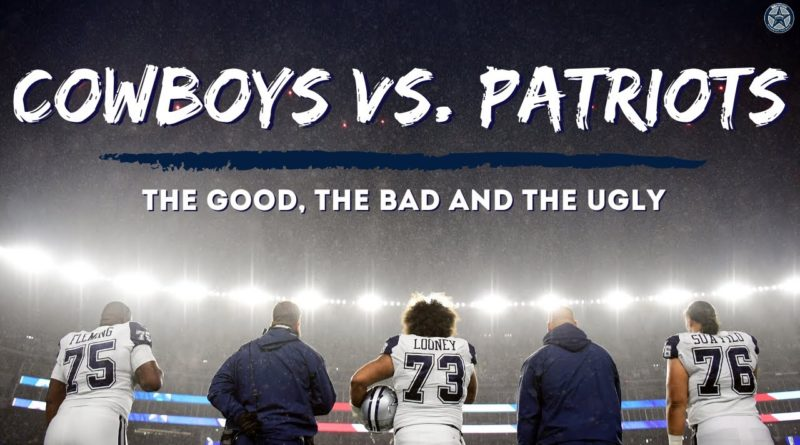 Breaking Down the Cowboys vs the Patriots | Blogging the Boys