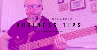 Business Tip - Bass Cover - TWRP