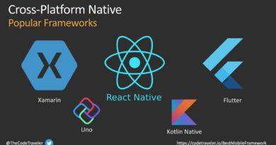 Choosing the best mobile app framework