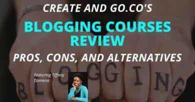 CreateandGo.co Blogging Courses Review: Pros, Cons, and Alternatives