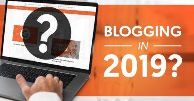 Does Blogging Still Work In 2019 | Neil Patel