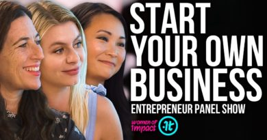 Four Successful Entrepreneurs Share Their Best Tips   Women of Impact