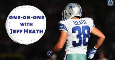 Full Interview with Jeff Heath | Blogging the Boys