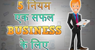 HOW TO STARTUP A SUCCESSFUL BUSINESS - Motivational Video in HINDI