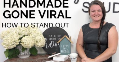 Handmade gone VIRAL | Handmade Business TIPS | How To Stand Out