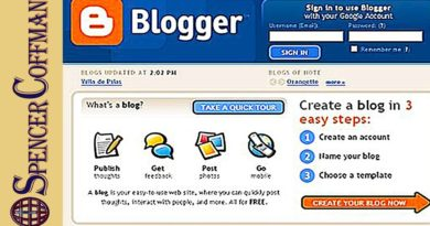 How To Create A Blogger Blog - Blogging For Dummies - Spencer Coffman
