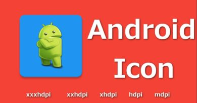How To Create an Android App Icon for All Device Screen Sizes