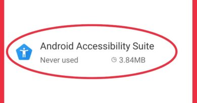 How To Fix Android Accessibility Suite Problem in Android