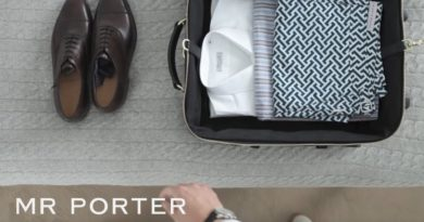 How To Pack For A Business Trip | MR PORTER