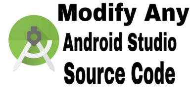 How to Modify Any Android Studio Source Code | App Creator