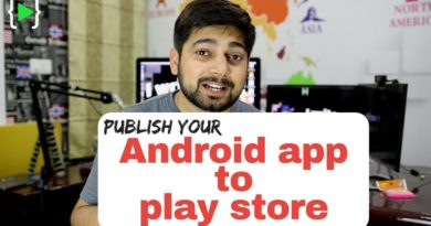 How to publish Android apps on Google play - Step by Step guide