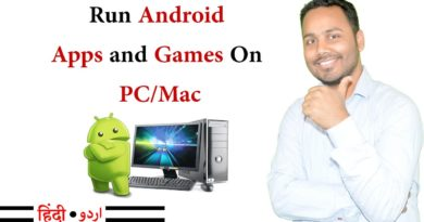Install Android Apps On PC - Andy The best Android Emulator For PC & Mac[Hindi / Urdu]