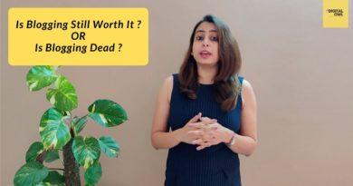 Is Blogging Still Worth It In 2020? or Is Blogging Dead?