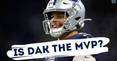Is Dak Prescott a Legit MVP Contender? | Blogging the Boys