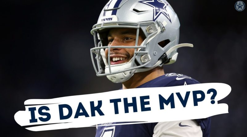 Is Dak Prescott a Legit MVP Contender? | Blogging the Boys