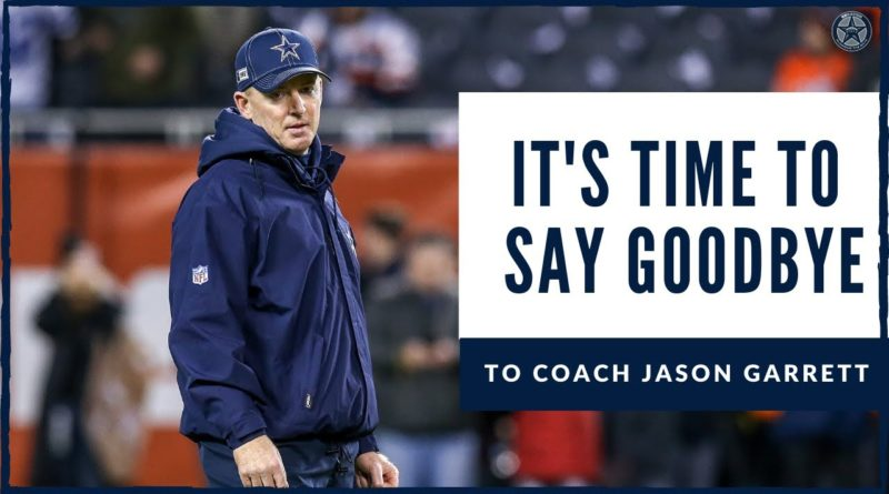 It's Time To Move On From Jason Garrett | Blogging the Boys