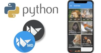 Learn to Make Beautiful Mobile Apps in Python | KivyMD Tutorial 1: Intro and Install