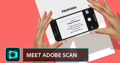 Meet Adobe Scan. The free scan app with text recognition superpowers. | Adobe Document Cloud